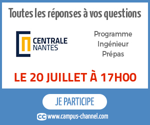 Campus Channel le 20 juillet 17h
